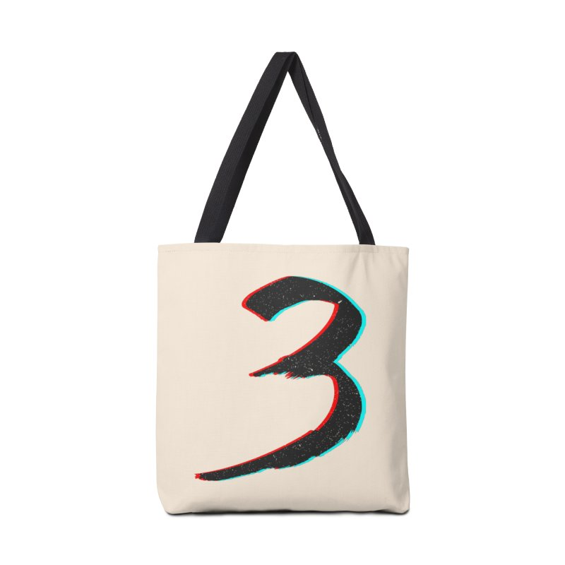3 Accessories Tote Bag Bag by Gentlemen Tees