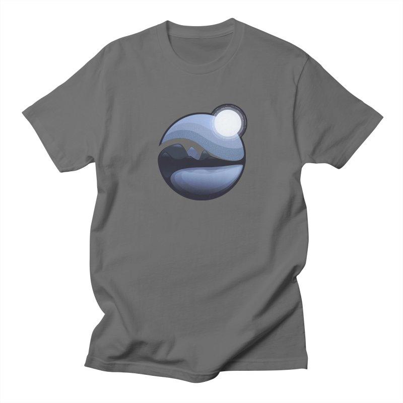 Reflection Men's T-Shirt by Gentlemen Tees