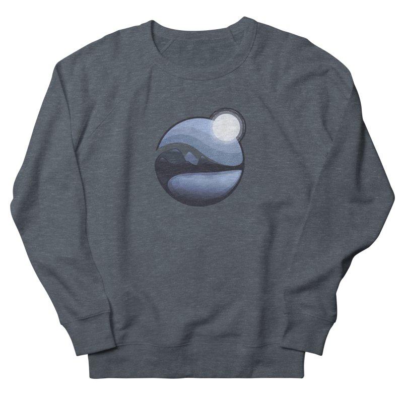 Reflection Women's French Terry Sweatshirt by Gentlemen Tees