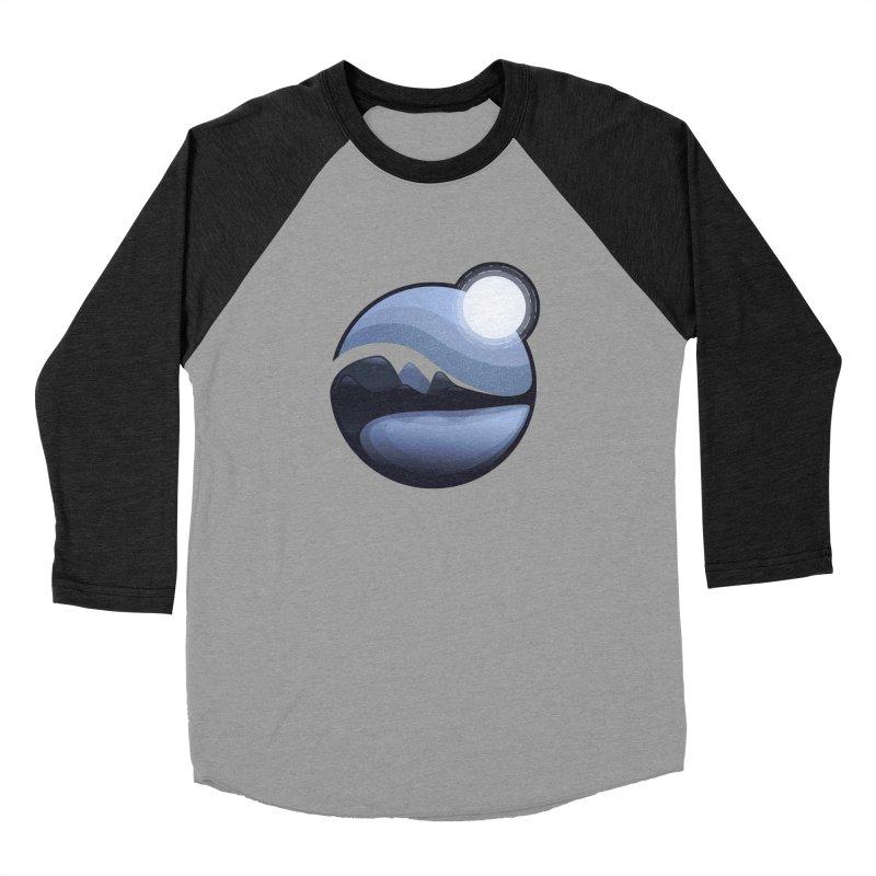 Reflection Men's Baseball Triblend Longsleeve T-Shirt by Gentlemen Tees