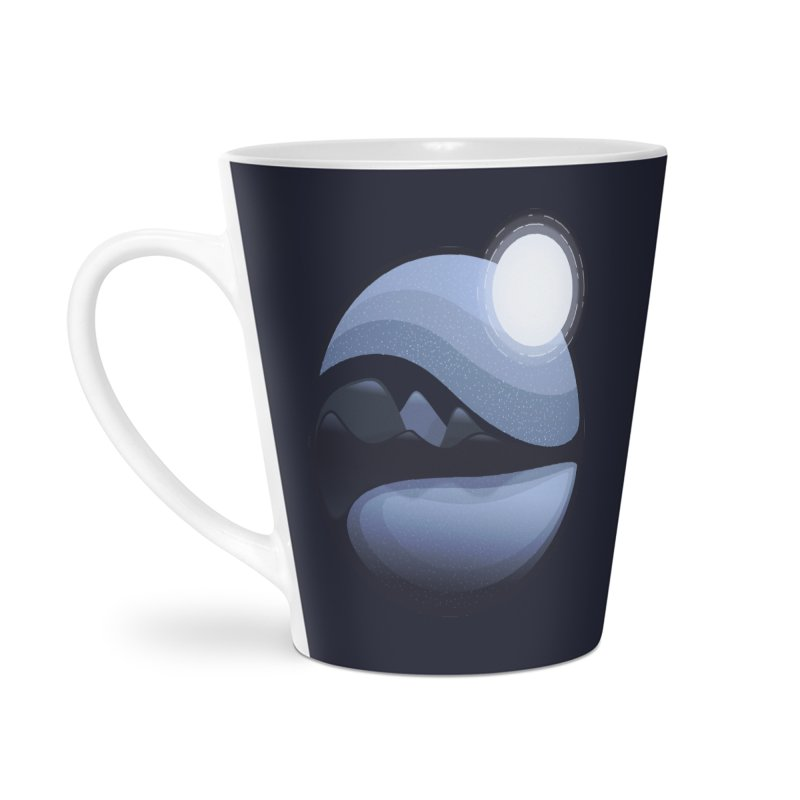 Reflection Accessories Latte Mug by Gentlemen Tees