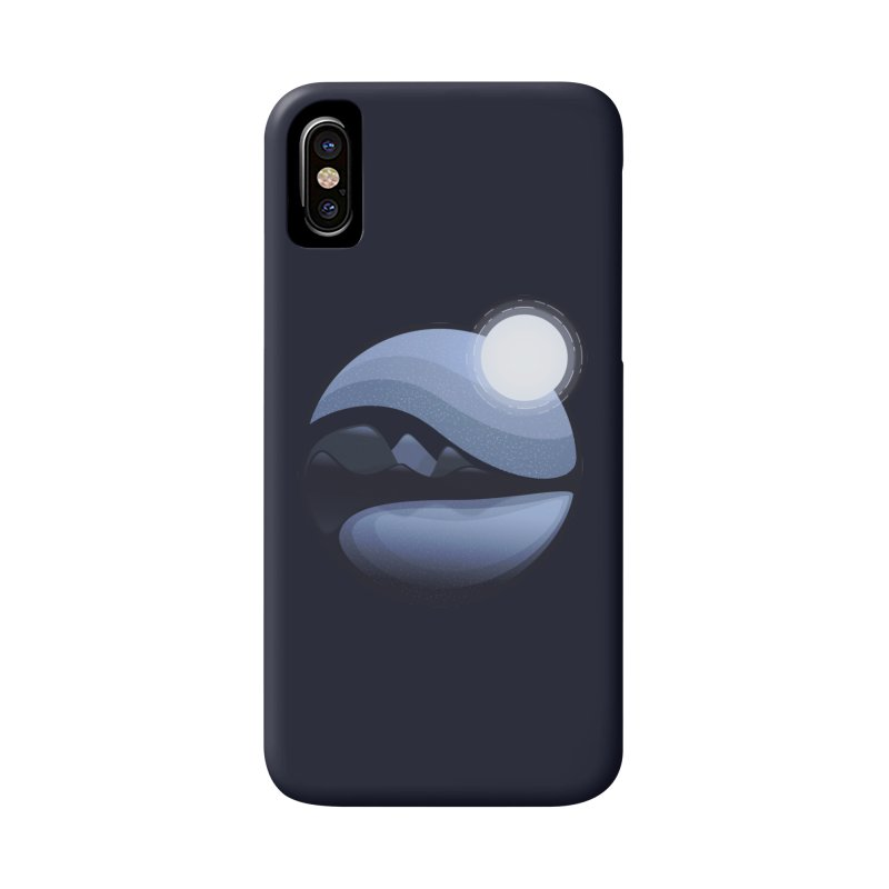 Reflection Accessories Phone Case by Gentlemen Tees
