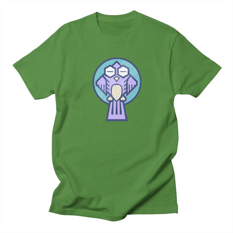Night Owl Men's Regular T-Shirt by Gentlemen Tees