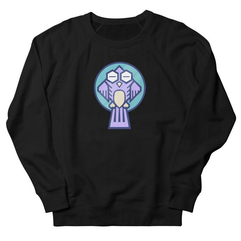 Night Owl Women's French Terry Sweatshirt by Gentlemen Tees