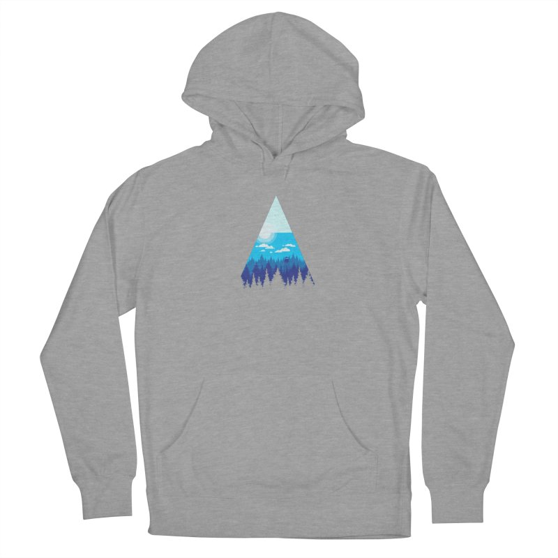 Morning Watch Men's French Terry Pullover Hoody by Gentlemen Tees
