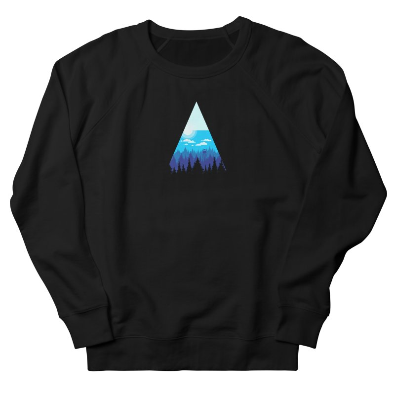 Morning Watch Women's French Terry Sweatshirt by Gentlemen Tees