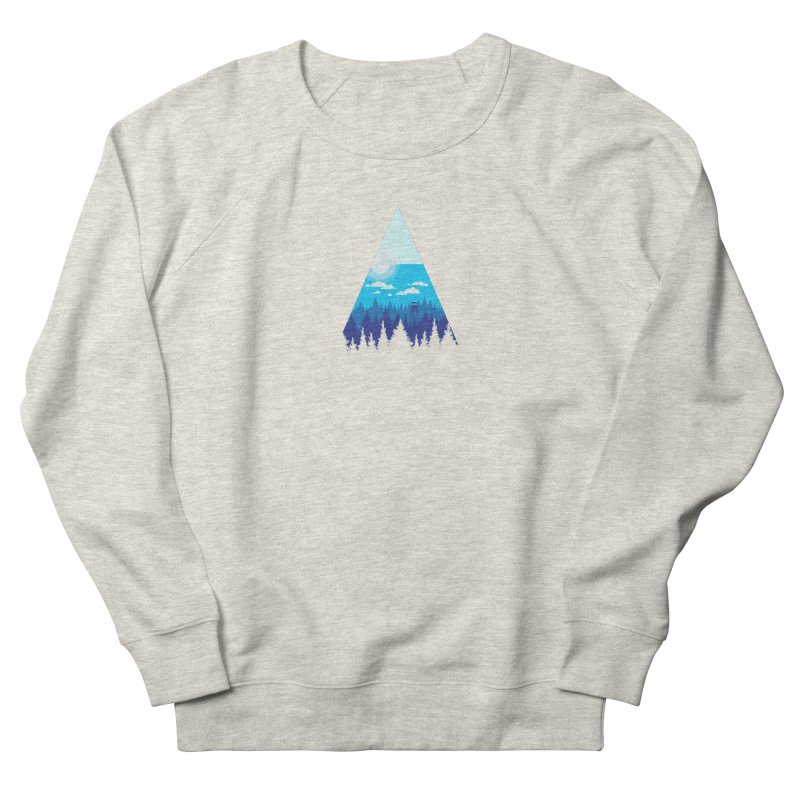 Morning Watch Men's French Terry Sweatshirt by Gentlemen Tees