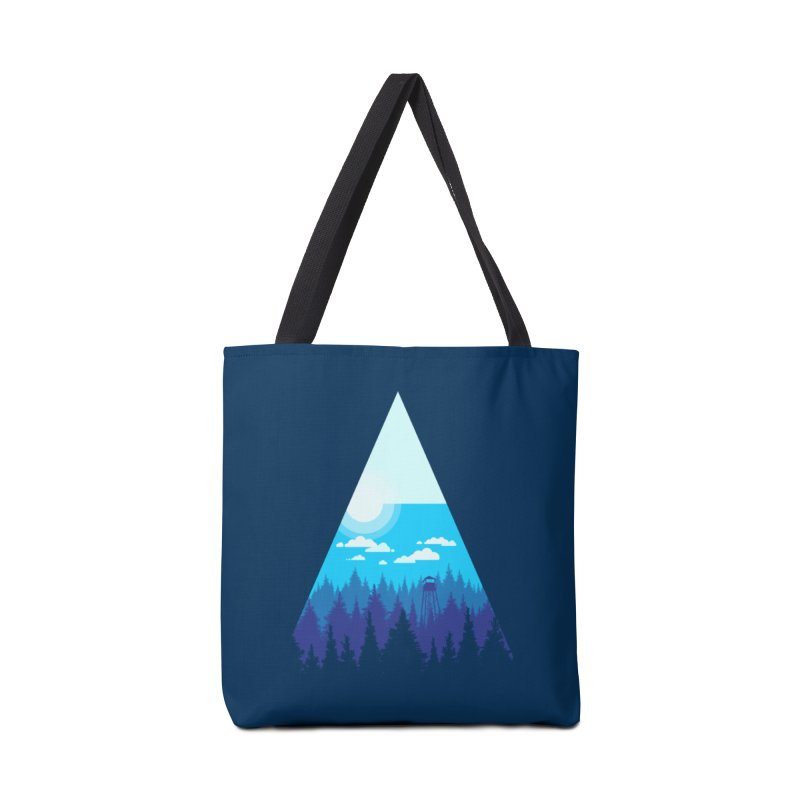 Morning Watch Accessories Tote Bag Bag by Gentlemen Tees