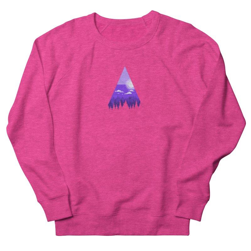 Evening Watch Women's French Terry Sweatshirt by Gentlemen Tees