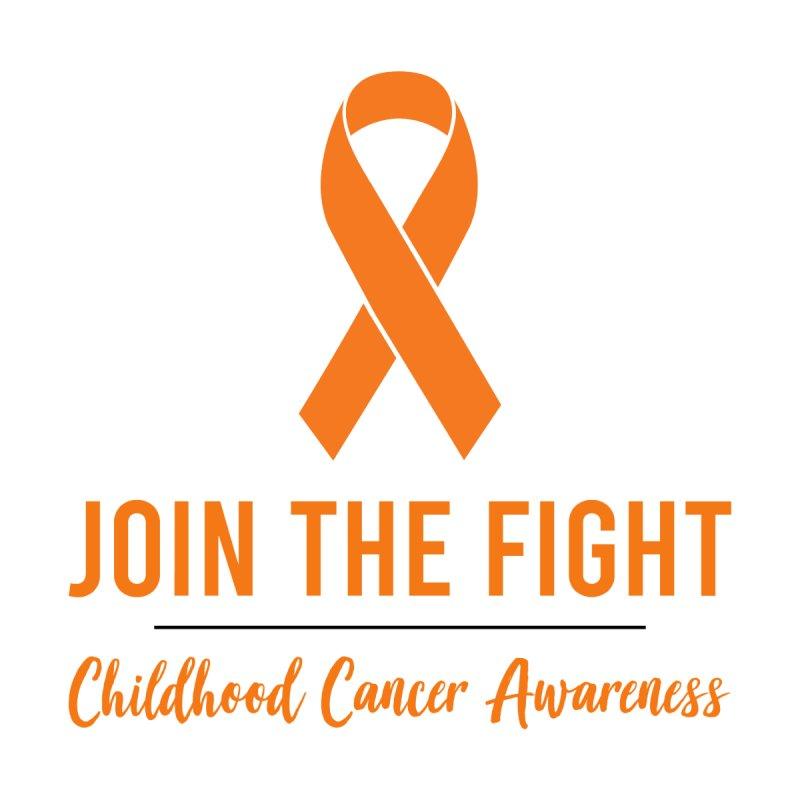 Join the fight Orange Ribbon Men's T-Shirt by GeorgeSaysCancerSucks