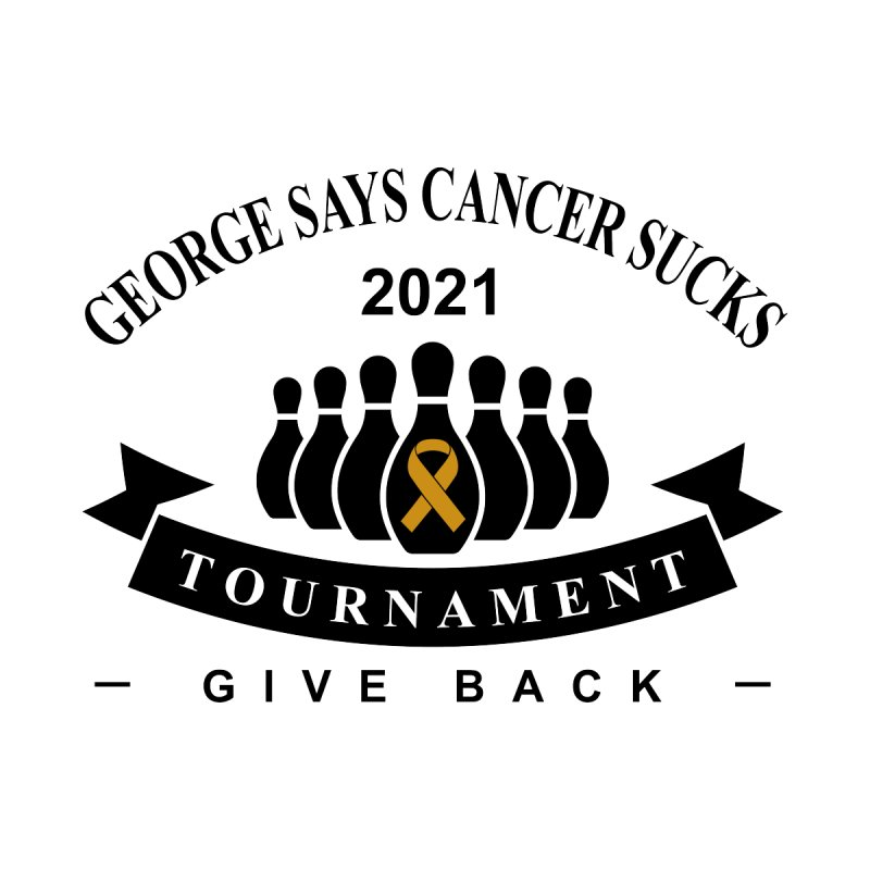 2021 Give Back Men's T-Shirt by GeorgeSaysCancerSucks