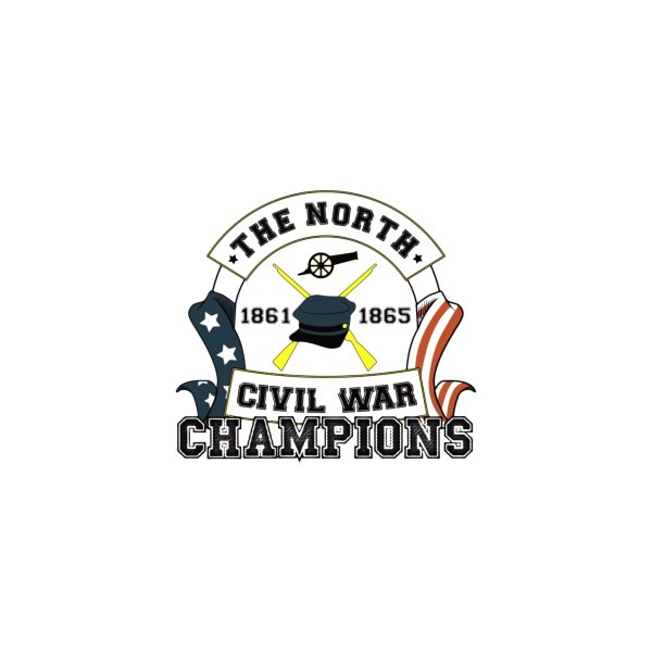 15b5c150 image for The North - Civil War Champions - Notherner Pride - Union Pride -  Anti