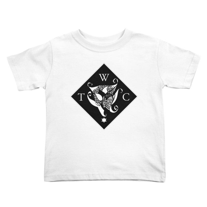 WTC Kids Toddler T-Shirt by Getoutski's Artist Shop