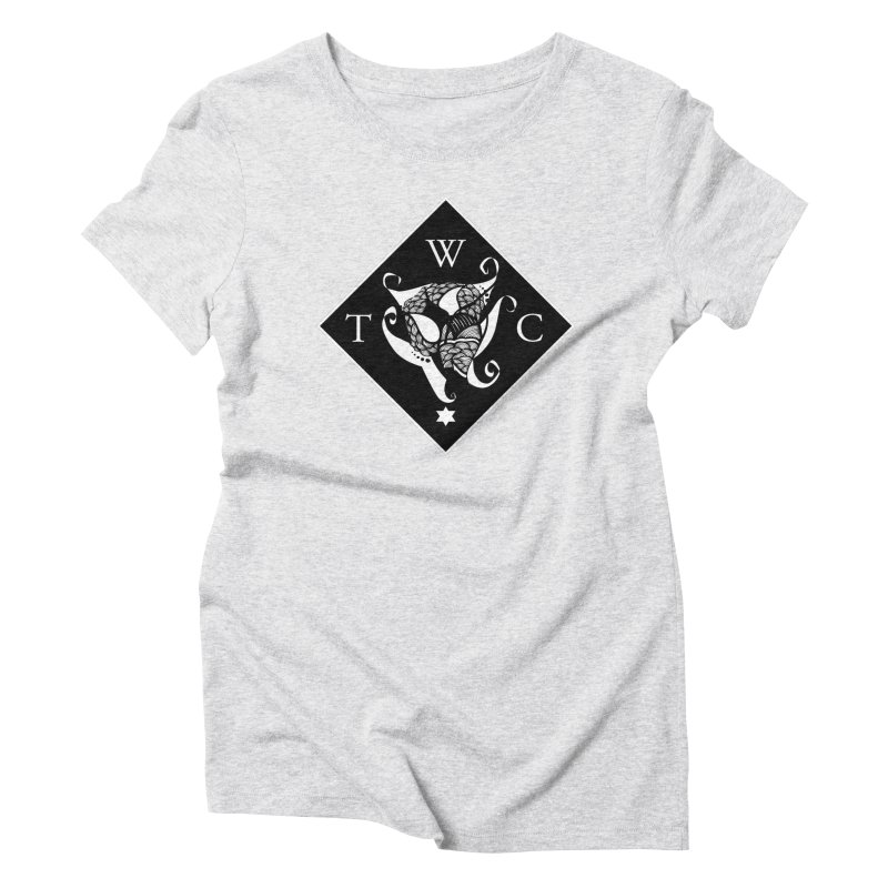 WTC Women's Triblend T-Shirt by Getoutski's Artist Shop