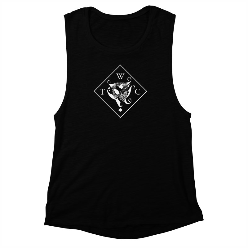 WTC Women's Muscle Tank by Getoutski's Artist Shop