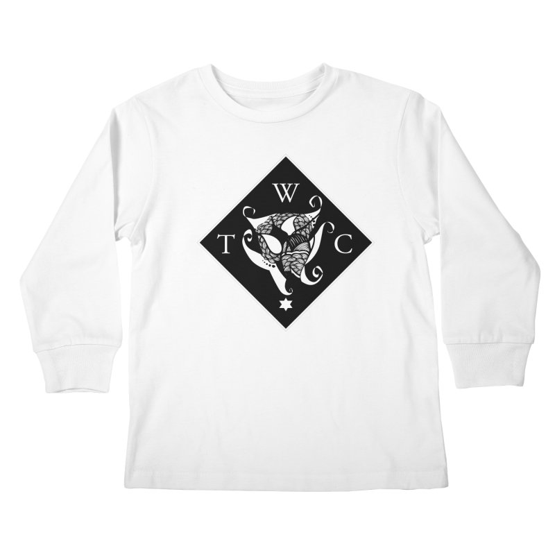 WTC Kids Longsleeve T-Shirt by Getoutski's Artist Shop