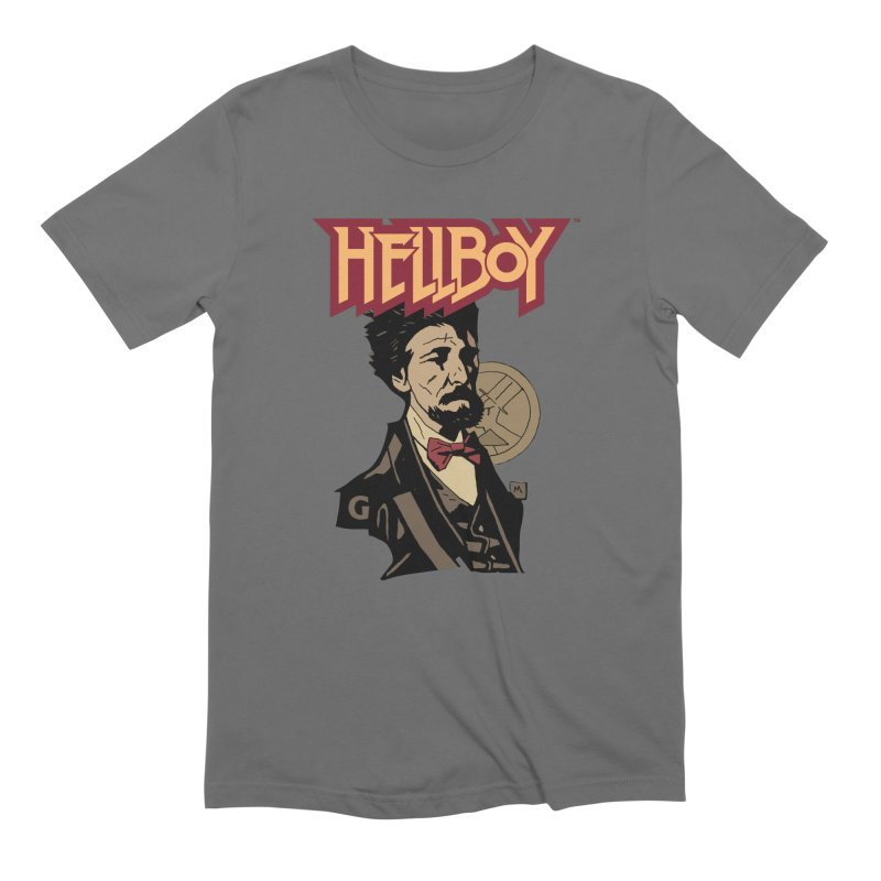Hellboy > Professor-G Men's T-Shirt by Gigantic Brewing Company