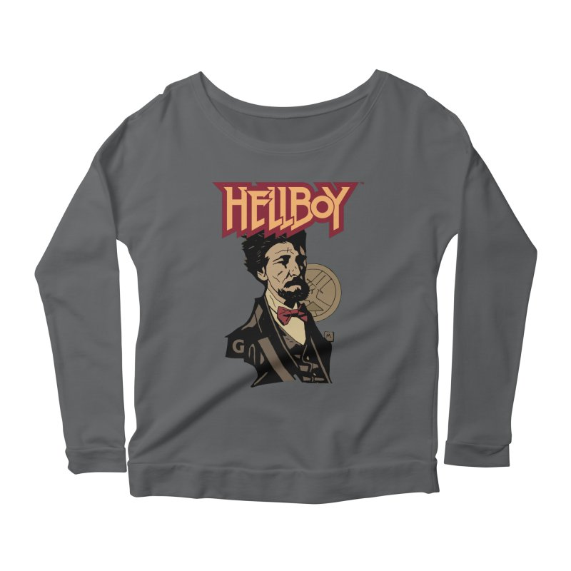 Hellboy > Professor-G Women's Longsleeve T-Shirt by Gigantic Brewing Company