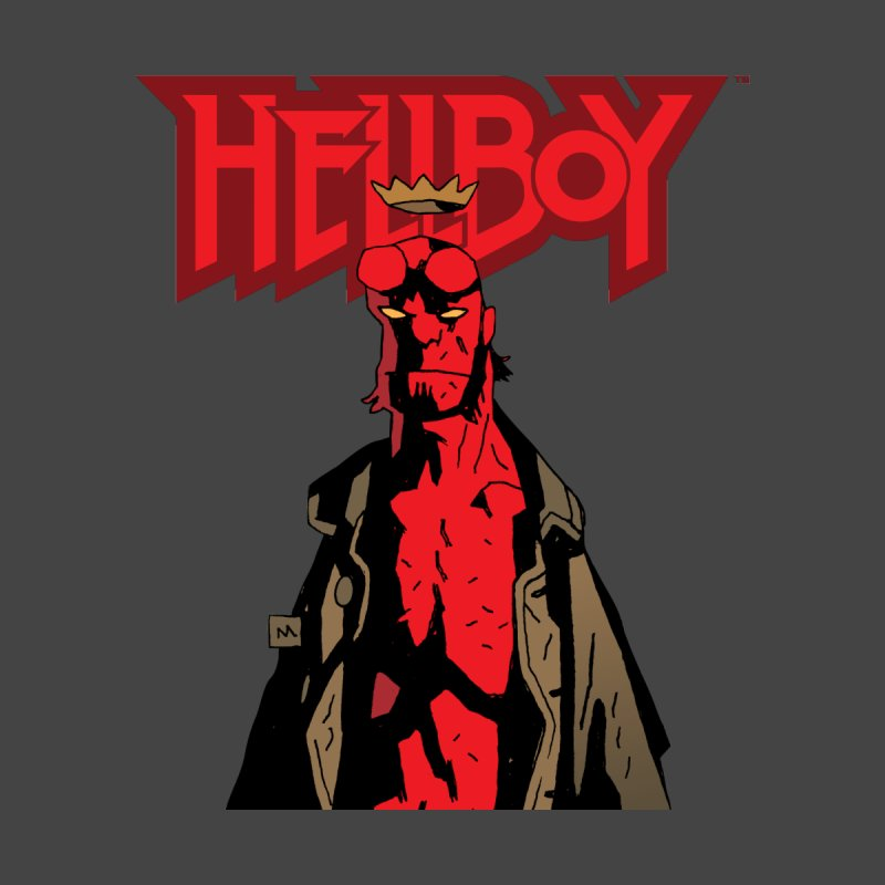 HELLBOY G Men's T-Shirt by Gigantic Brewing Company