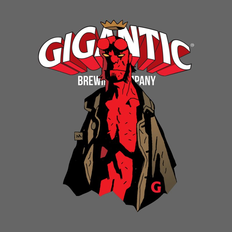 GIGANTIC HELLBOY by Gigantic Brewing Company