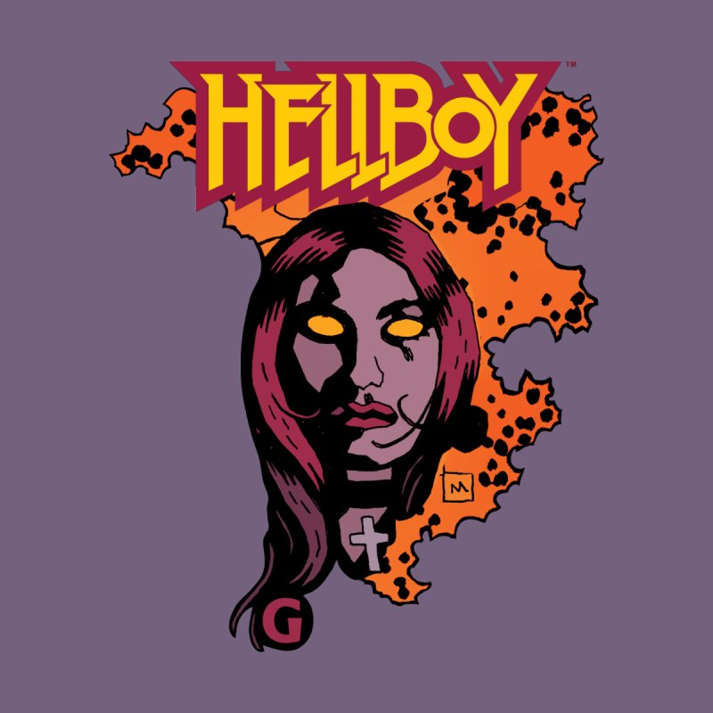 Hellboy > Liz Sherman-G Home Stretched Canvas by Gigantic Brewing Company