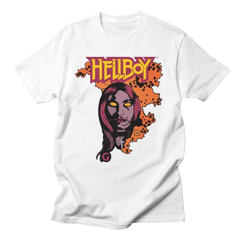 Hellboy > Liz Sherman-G Men's Regular T-Shirt by Gigantic Brewing Company