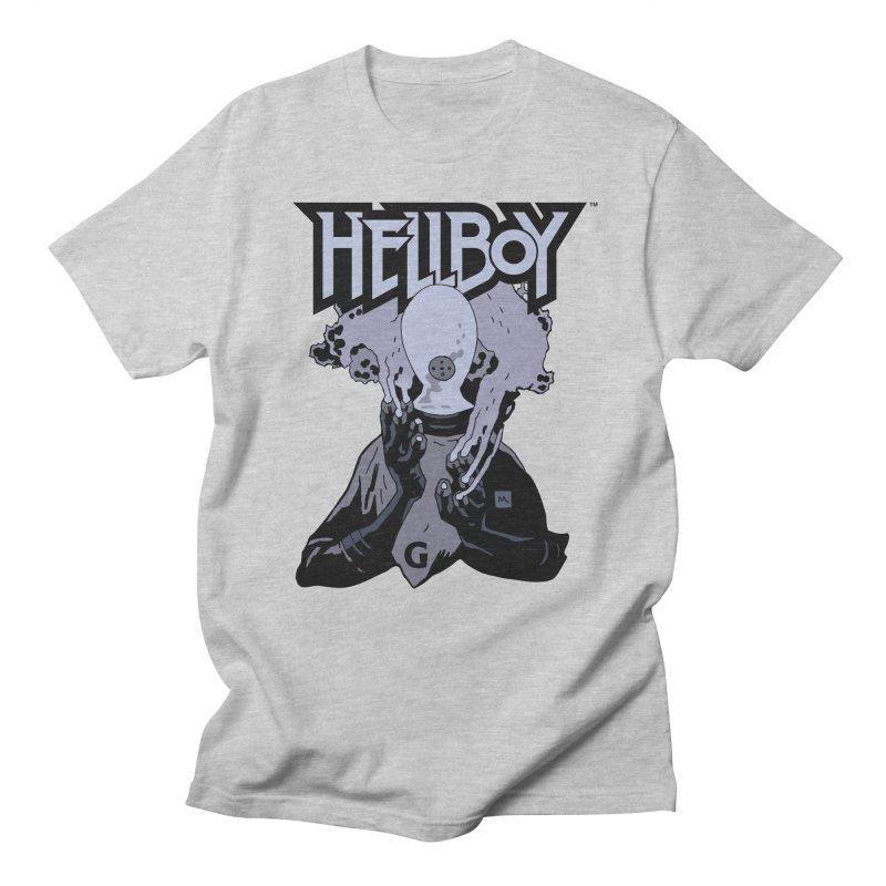 Hellboy > Johann Kraus-G Men's Regular T-Shirt by Gigantic Brewing Company