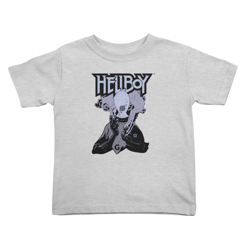Hellboy > Johann Kraus-G Kids Toddler T-Shirt by Gigantic Brewing Company