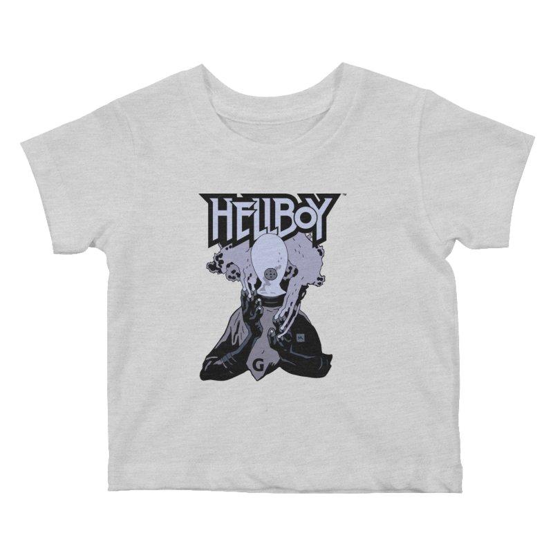 Hellboy > Johann Kraus-G Kids Baby T-Shirt by Gigantic Brewing Company