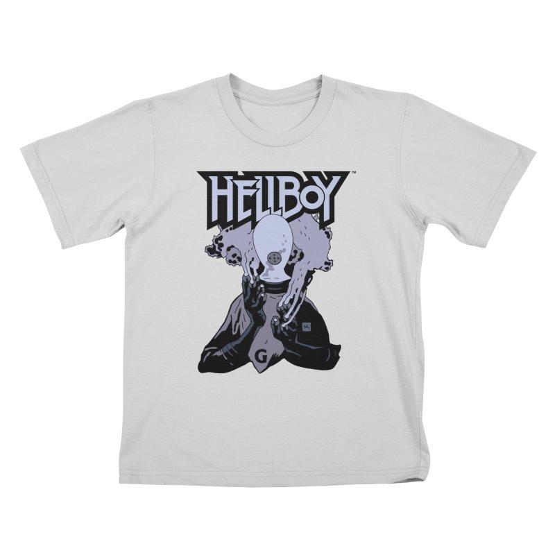 Hellboy > Johann Kraus-G Kids T-Shirt by Gigantic Brewing Company