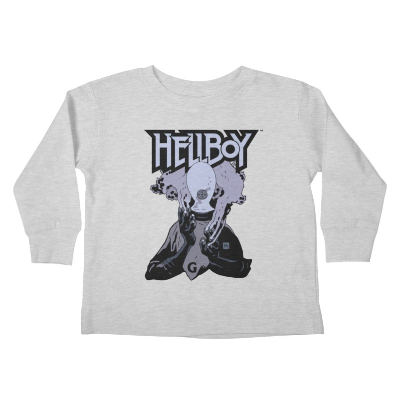 Hellboy > Johann Kraus-G Kids Toddler Longsleeve T-Shirt by Gigantic Brewing Company
