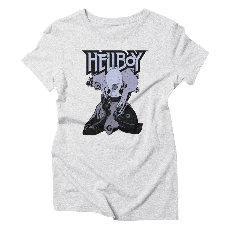 Hellboy > Johann Kraus-G Women's Triblend T-Shirt by Gigantic Brewing Company