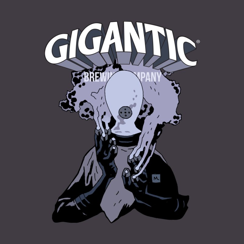 Gigantic Johann Kraus (Hellboy) Women's Longsleeve T-Shirt by Gigantic Brewing Company
