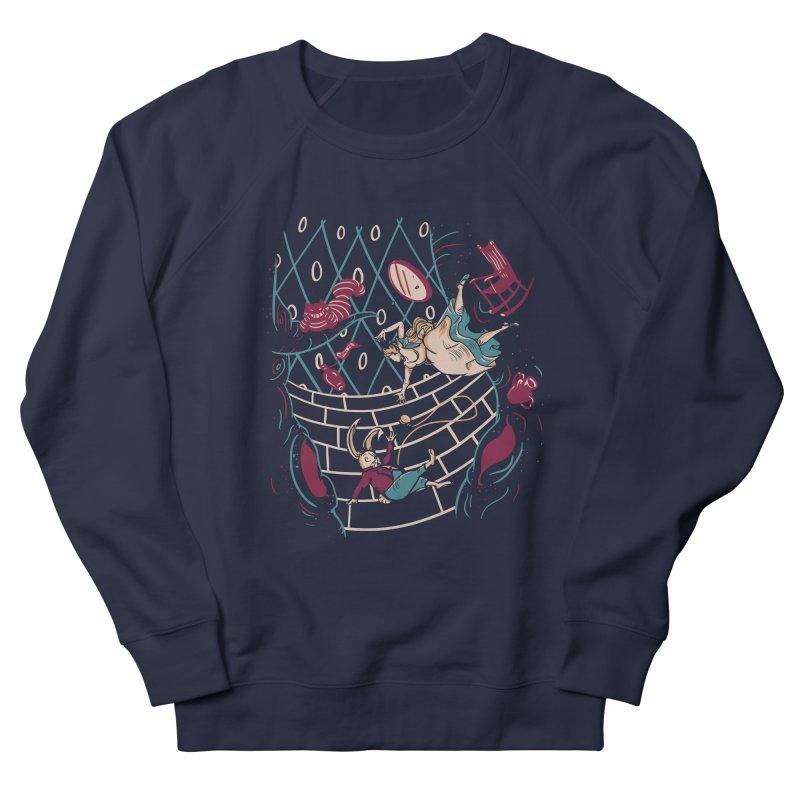 Follow the White Rabbit  Women's Sweatshirt by Gil's Artist Shop
