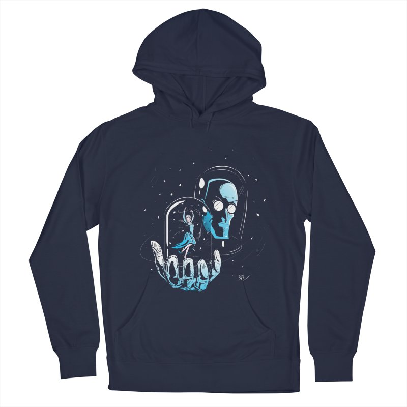 Frozen in Time Men's Pullover Hoody by Gil's Artist Shop