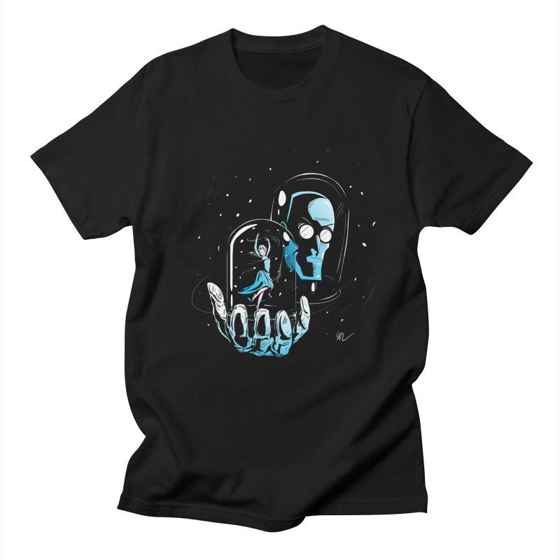 Frozen in Time Men's T-shirt by Gil's Artist Shop