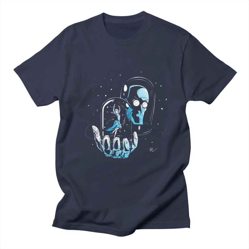 Frozen in Time Men's T-Shirt by Gil's Artist Shop