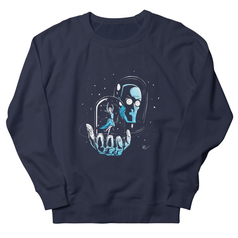 Frozen in Time Women's Sweatshirt by Gil's Artist Shop