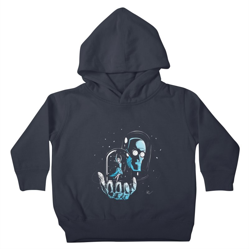 Frozen in Time Kids Toddler Pullover Hoody by Gil's Artist Shop