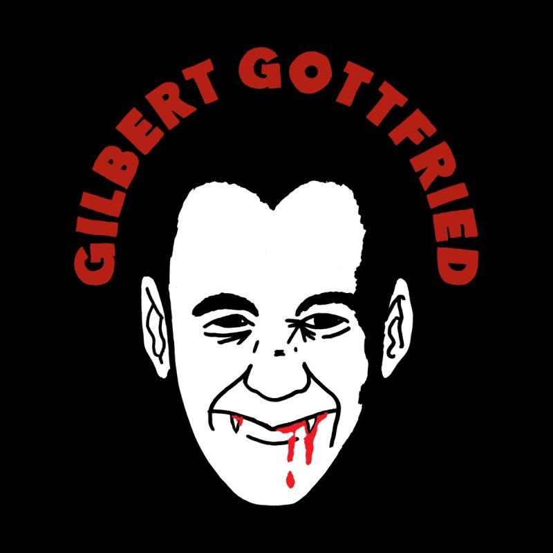 Dracula Gottfried Men's T-Shirt by GILBERT GOTTFRIED