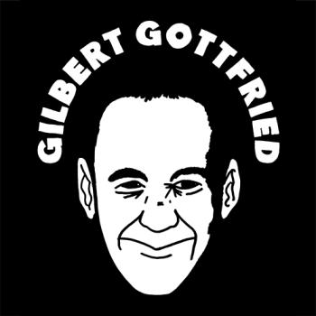 GILBERT GOTTFRIED Logo