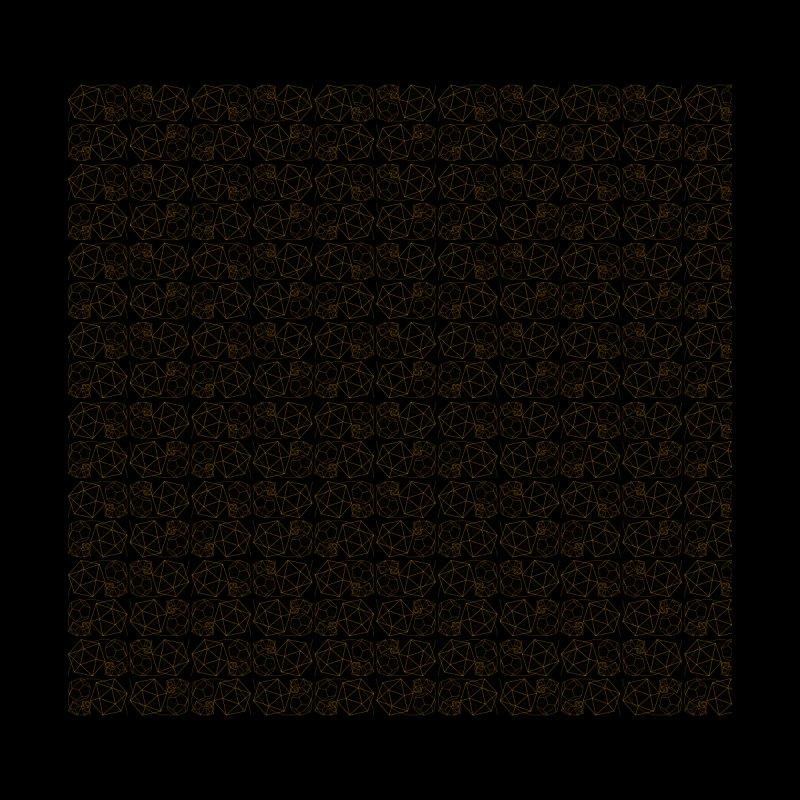Golden Ratio Dice Pattern Dark by Gilding Light by GildingLight's Artist Shop