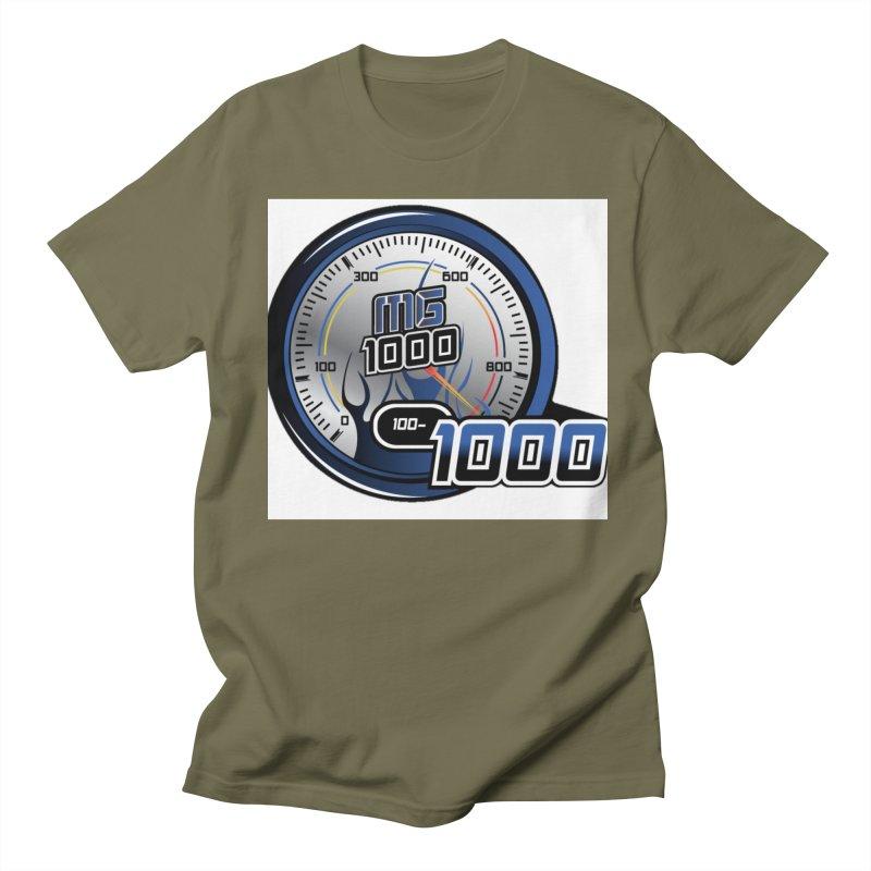 Logo Men's T-Shirt by Ginotopia