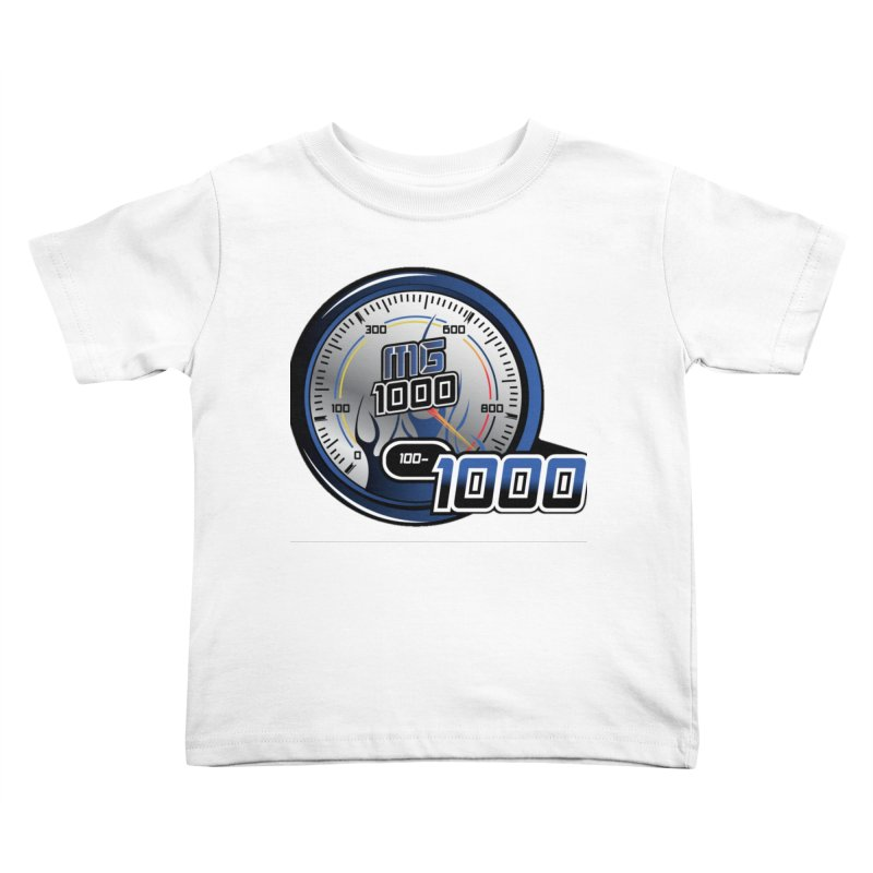 Logo Kids Toddler T-Shirt by Ginotopia