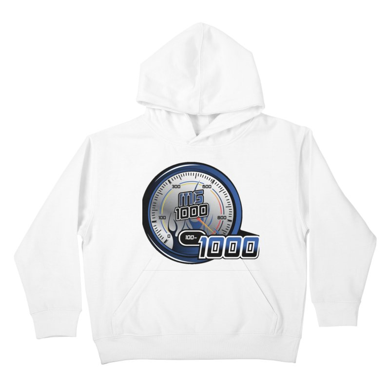 Logo Kids Pullover Hoody by Ginotopia