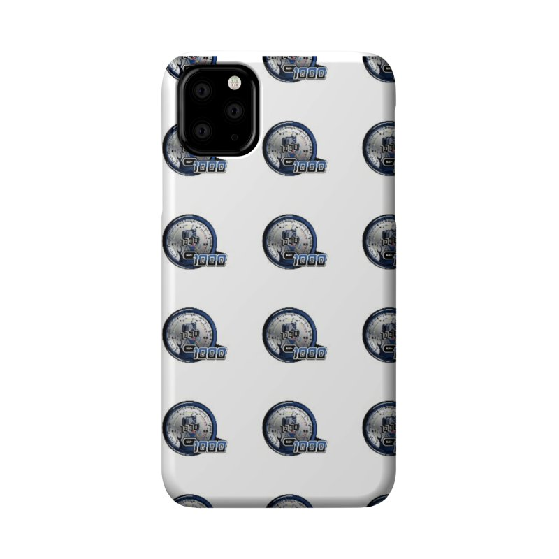 Smoke Accessories Phone Case by Ginotopia