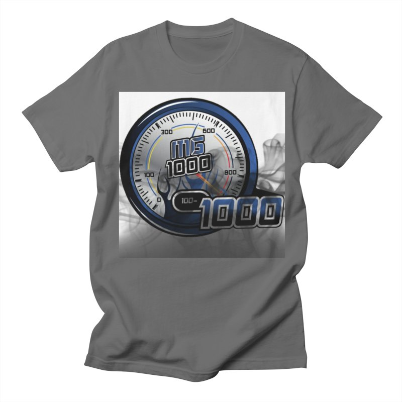 Smoke Men's T-Shirt by Ginotopia