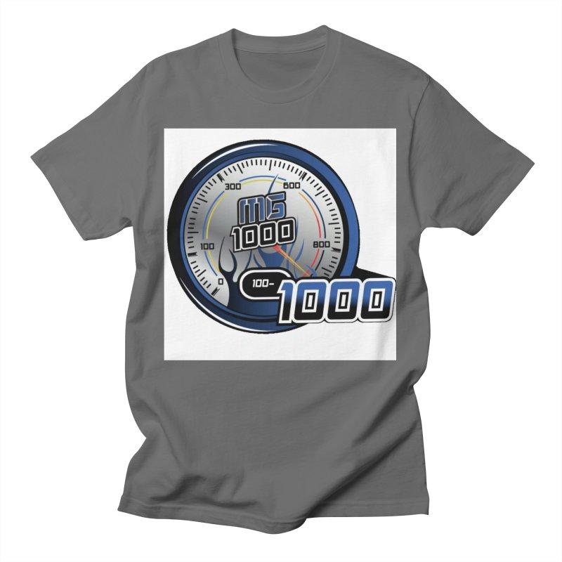 1000 Men's T-Shirt by Ginotopia
