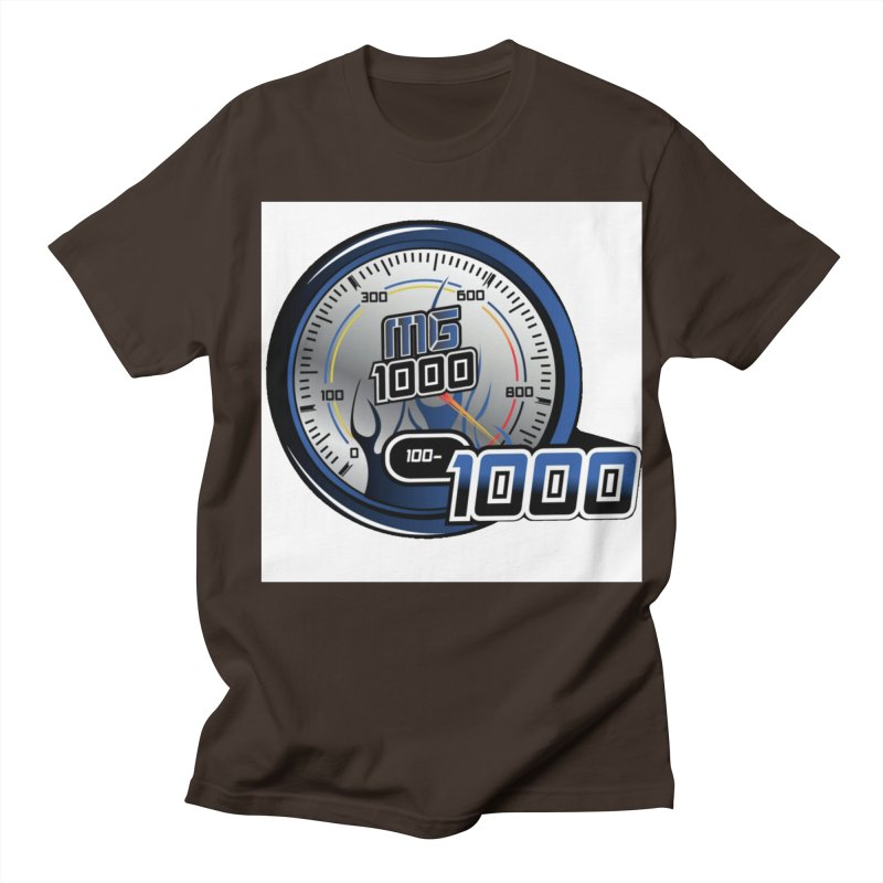 1000 Men's T-Shirt by Ginotopia
