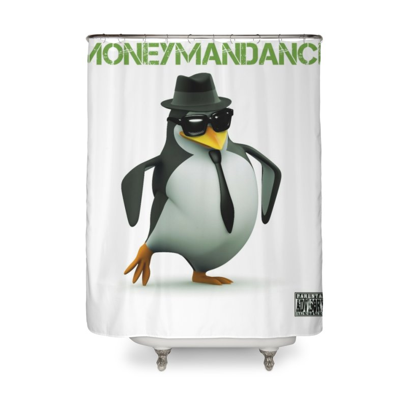 #MoneymanDance Home Shower Curtain by Ginotopia